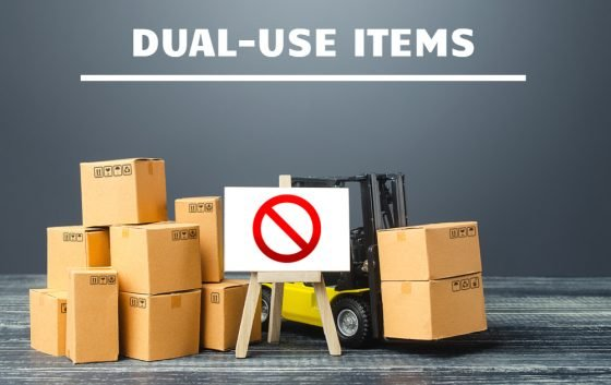 Dual-use items Bacciardi