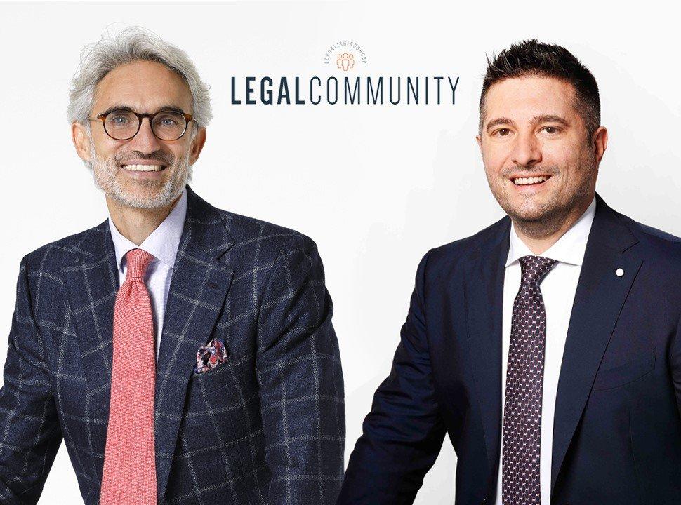 Lorenzo Bacciardi e Pier federico Orciari_Bacciardi and Partners