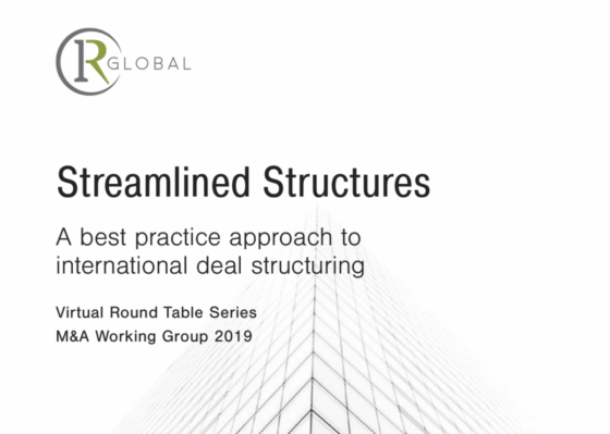 Streamlined structures IR Global