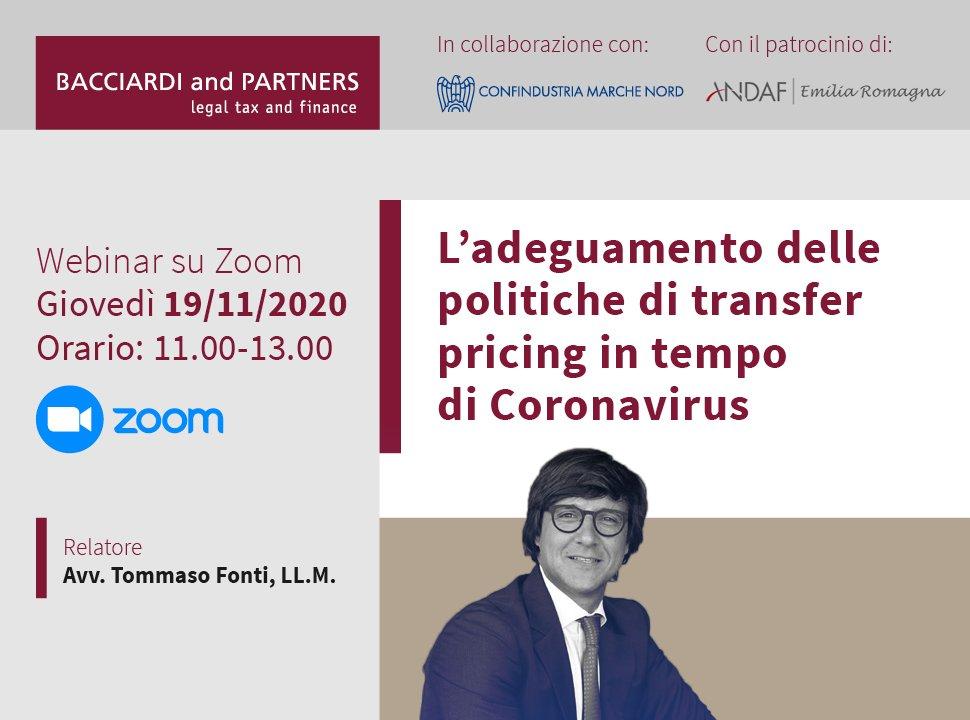 webinar transfer pricing